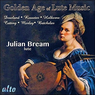 Julian Bream 류트 음악의 황금시대 작품집 - 줄리안 브림 (Golden Age of Lute Music - Dowland, Rosseter, Holborne, Thomas Morley, Cutting, Batchelar)