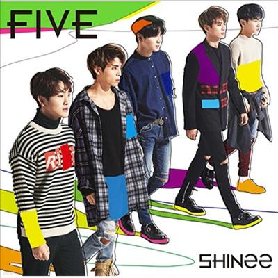 샤이니 (SHINee) - Five (CD+28P Photo Booklet)