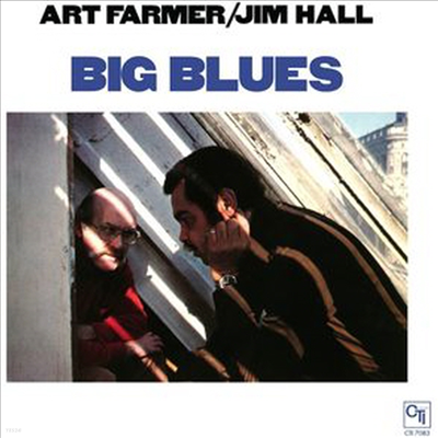 Art Farmer / Jim Hall - Big Blues (180G)(LP)