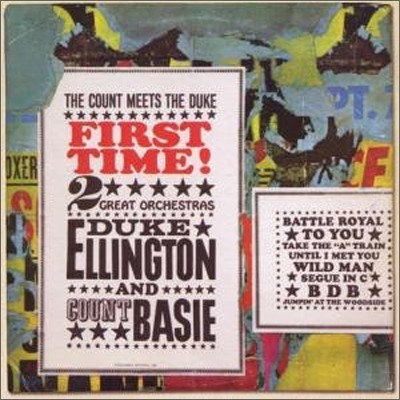 Duke Ellington & Count Basie - First Time! The Count Meets The Duke (Original Columbia Jazz Classics)
