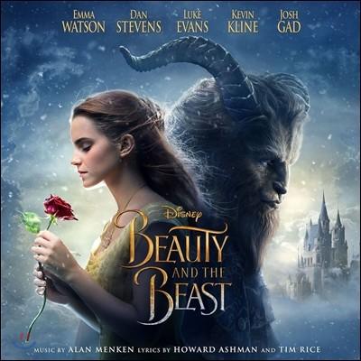 [수입음반] 미녀와 야수 디즈니 영화음악 (Beauty and the Beast 2017 OST by Alan Menken 앨런 멘켄)
