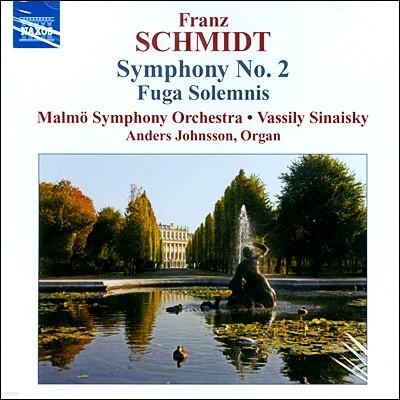 Vassily Sinaisky 슈미트: 교향곡 2번, 장엄 푸가 (Franz Schmidt: Symphony No. 2 in E flat major)