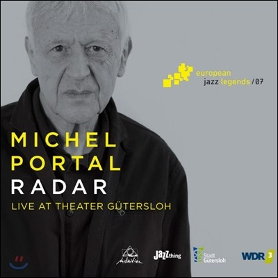 Michel Portal (미쉘 포탈) - Radar: Live at Theater Gutersloh