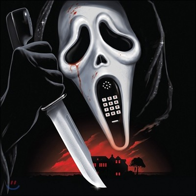 스크림 1 & 스크림2 영화음악 (Scream / Scream 2 OST by Marco Beltrami 마르코 벨트라미) [LP]