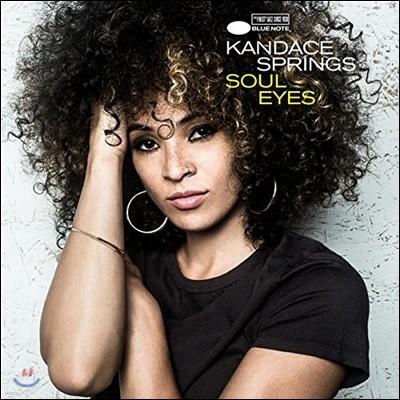 Kandace Springs (캔디스 스프링스) - Soul Eyes [LP]