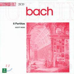 Bach : 6 Partita BWV 825 - BWV 830 : Ross