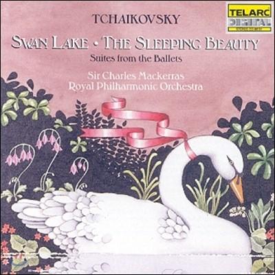 Charles Mackerras 차이코프스키: 발레 모음곡 - 백조의 호수, 잠자는 숲속의 미녀 (Tchaikovsky: Swan Lake, Sleeping Beauty - Suites from the Ballets) 찰스 맥커라스