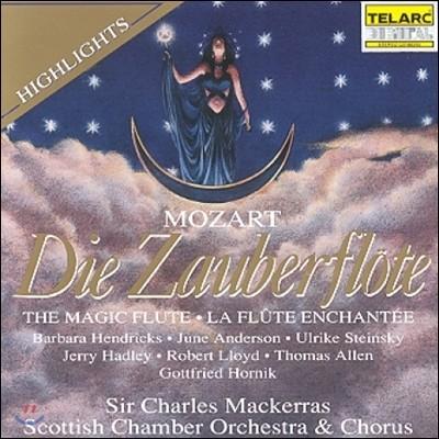 Charles Mackerras 모차르트: 마술피리 하이라이트 (Mozart: Die Zauberflote Highlights)
