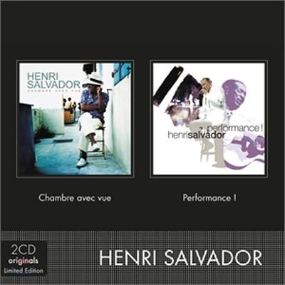 Henri Salvador - Chambre Avec Vue + Performance