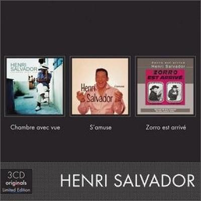 Henri Salvador - Chambre Avec Vue + S'Amuse + Zorro