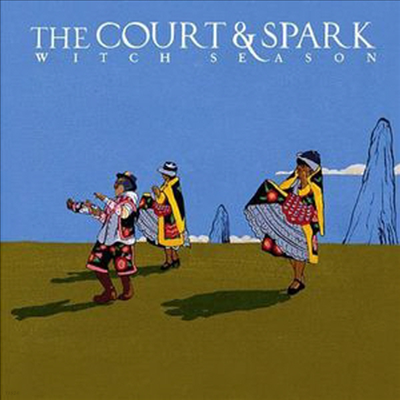 Court & Spark - Witch Season (CD)