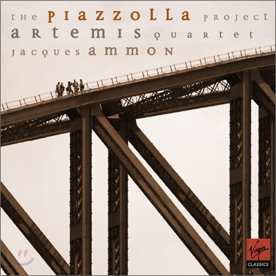Artemis Quartet 피아졸라 프로젝트 - 아르테미스 콰르텟 (Piazzolla Project)