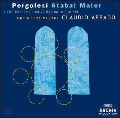 클라우디오 아바도가 지휘하는 페르골레지 (Claudio Abbado conducts Pergolesi)