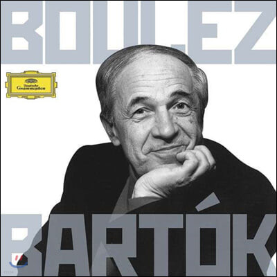 페이즈 불레즈 바르톡 컬렉션 (Pierre Boulez dirigiert Bartok)