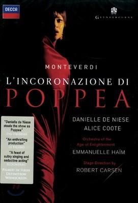 몬테베르디 : 포페아의 대관