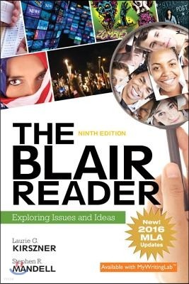 The Blair Reader: Exploring Issues and Ideas, MLA Update