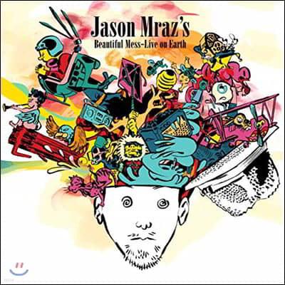 Jason Mraz - Beautiful Mess: Live On Earth 제이슨 므라즈 라이브 앨범