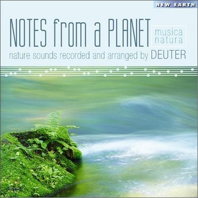 Deuter - Notes From A Planet