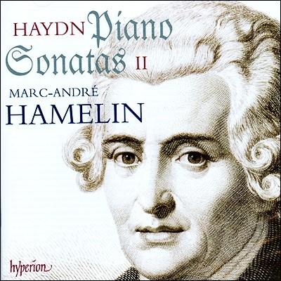 Marc-Andre Hamelin 하이든: 피아노 소나타 2집 - Nos.46 56 48 53 41 59 34 52 58 (Haydn: Piano Sonatas Volume 2)