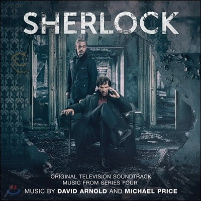 BBC 드라마 셜록 시리즈 4 OST (Sherlock: Original Television Soundtrack Music From Series Four) [LP]