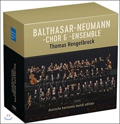 토마스 헹엘브록 & 발타자르 노이만 합창단과 앙상블 에디션 (Thomas Hengelbrock Edition / Balthasar-Neumann-Chor & -Ensemble Edition)