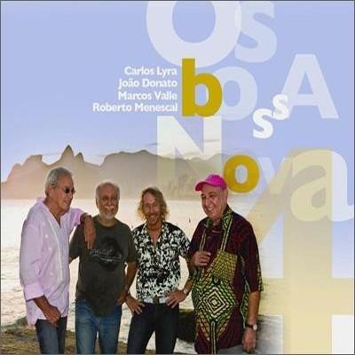 Carlos Lyra, Roberto Menescal, Marcos Valle, Joao Donato - Os Bossa Novas