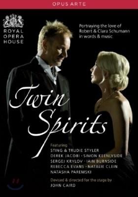 Sting 꼭 닮은 두 영혼 - 로베르트 & 클라라 슈만 (Twin Spirits)