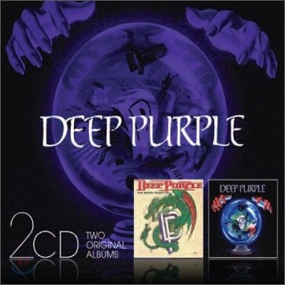 Deep Purple - Battle Rages On + Slaves And Masters (Sony X2 Original Albums Series)