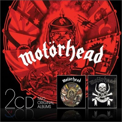 Motorhead - 1916 + March Or Die (Sony X2 Original Albums Series)