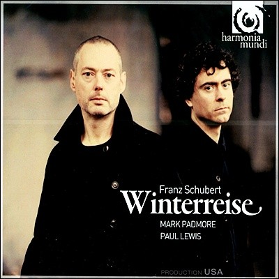Mark Padmore / Paul Lewis 슈베르트: 겨울 나그네 (Schubert: Winterreise D911) 마크 패더모어 폴 루이스