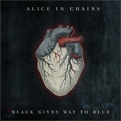 Alice In Chains (앨리스 인 체인스) - Black Gives Way To Blue [2LP]