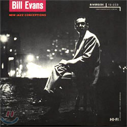 Bill Evans - New Jazz Conception
