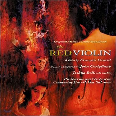 레드 바이올린 영화음악 (The Red Violin OST - Music by John Corigliano 존 코릴리아노) [2 LP]