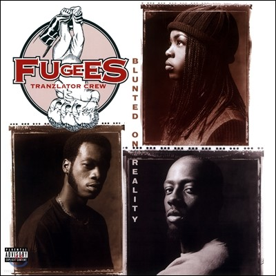 Fugees (푸지스) - 1집 Blunted On Reality [LP]