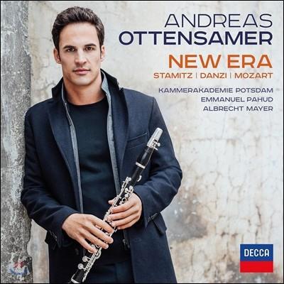 Andreas Ottensamer 신기원 - 모차르트 / 단치 / 슈타미츠: 클라리넷 작품 (New Era - Stamitz / Danzi / Mozart: Clarinet Works) 안드레아스 오텐잠머