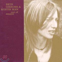 Beth Gibbons & Rustin Man (베스 기번스 & 러스틴 맨) - Out Of Season [LP]