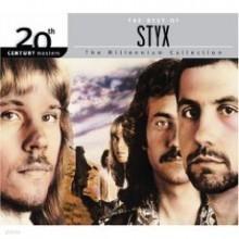 Styx - Millennium Collection: 20th Century Masters