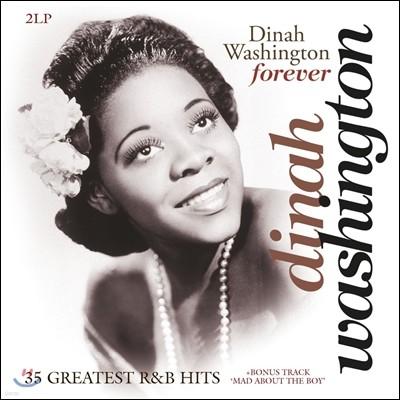 Dinah Washington (디나 워싱턴) - Forever: 35 Greatest R&B Hits [2LP]