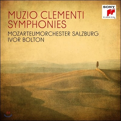Ivor Bolton 클레멘티: 교향곡 1-4번 (Muzio Clementi: Symphonies Nos.1-4) 아이버 볼튼, 잘츠부르크 모차르테움 관현악단
