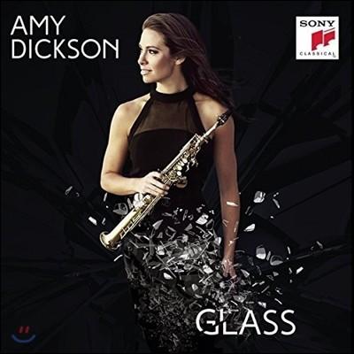 Amy Dickson 필립 글래스 작품의 색소폰 편곡집 (Glass) 에이미 딕슨