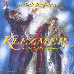 Itzhak Perlman / 클레츠메르 - 피들러의 집에서 (In The Fiddler's House) (수입/5555552)