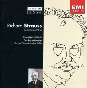 Richard Strauss / Composers In Person (수입/7546102)