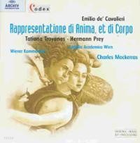 Charles Mackerras / Cavalieri : Rappresentatione di Anima, et di Corpo (수입/4531652)