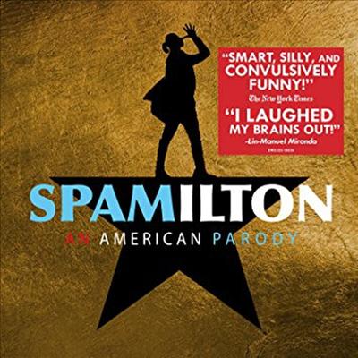 O.C.R. - Spamilton (스패밀톤) (Original Cast Recording)