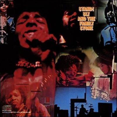 Sly & The Family Stone (슬라이 앤드 더 패밀리 스톤) - Stand! [LP]