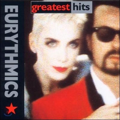 Eurythmics (유리스믹스) - Greatest Hits [2LP]