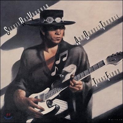 Stevie Ray Vaughan & Double Trouble (스티비 레이 본 앤 더블 트러블) - Texas Flood [LP]