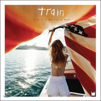 Train (트레인) - A Girl A Bottle A Boat [LP]