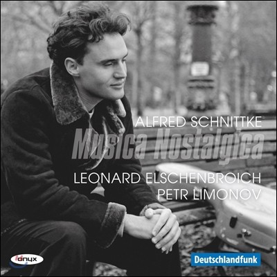 Leonard Elschenbroich 슈니트케: 첼로 소나타 1번, 옛 양식에 의한 모음곡, 올레그 카간을 추모하는 마드리갈 (Schnittke: Cello Sonata, In Memoriam Oleg Kagan, Musica Nostalgica) 레오나드 엘센브로이흐