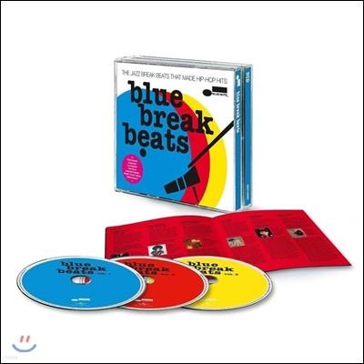 Blue Break Beats: The Jazz Break Beats That Made Hip-Hop Hits